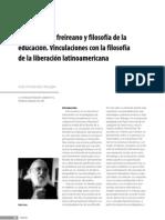 Pensamiento de Freire
