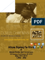 Oliver Chapman in-store @ Mejah Books