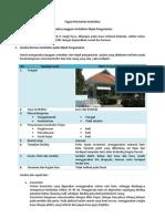 Pelestarian Arsitektur-Analisa Langgam Bangunan