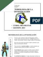 APUNTES METODOLOGIA 2013.ppt