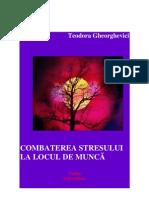 119100448 Stresul La Locul de Munca