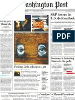 The Washington Post 2011.04.19
