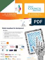 Cto Forum Agenda Oct 4