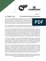 Development of the Kawasaki FLying K