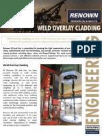 Weld Overlay Cladding1