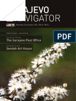 Sarajevo Navigator City Guide  / May 2013 - No. 74