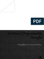 32499525 Guattari s Diagrammatic Thought