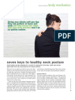 Joe Muscolino - 7 Keys to Neck Posture 2-10