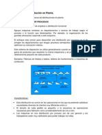 3.2 Tipos de Distribución en Planta