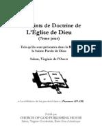 03 Les Points de Doctrine de l'Eglise de Dieu (7ème jour) final