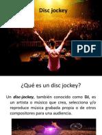 Disc Jockey PABLO