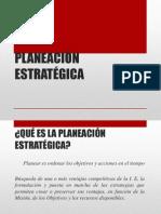 Planeacion Estrategica Mep