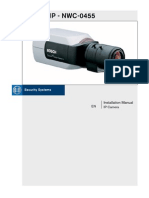 Bosch Dinion IP - NWC-0455