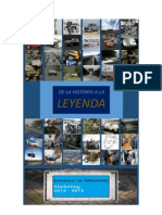 De La Historia a La Leyenda - Gonzalo Gil Fernandez