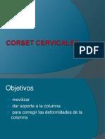 Corset Cervicales