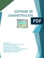 Expo de Sofware Administrativo