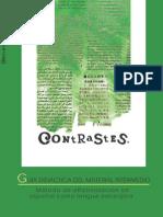 Español para inmigrantes.Método de alfabetización en español.Contrastes Nivel_Verde (Intermedio)