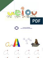 Fichas de Grafomotricidad. Las Vocales.pdf