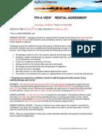Rental Agreement - Sunset Dream 3