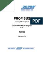 Profibus Certified Engineer Syllabus