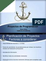 Definicion de PERT. CPM