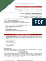 Aula 09 - Microsoft Excel
