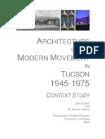 MAPP Tucson Context Study