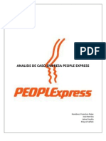 Trabajo de Administracion People Airlines