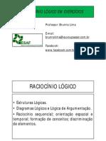 Brunnolima Raciocinologico Esaf Modulo01 001