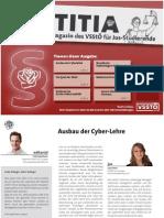 Justitia - Das (Wi)Jus-Magazin des VSStÖ Linz