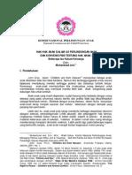 Hak-Hak Anak dalam UU Perlindungan Anak dan UN Conventions on the Rights of the Child
