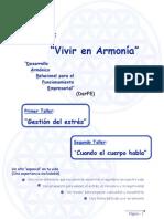 Programa Vivir en Armonia