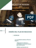 DISEÑO DE PLAN DE NEGOCIOS