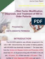 JOURNAL Dr.arif (HIV Pada Geriatri)