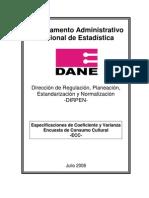Especificaciones de Coeficiente y Varianza ECC (1)