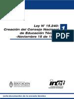 Ley 15240
