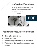 Accidentes Cerebro Vasculares Final
