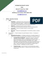 CISSP Study Notes Final