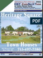 St Croix Valley Apartment ConNeXTion Rental Guide