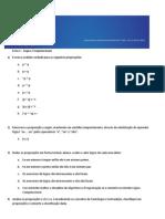 Logica Computacional - Lista 1
