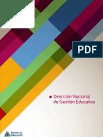 DNGE 1 PARTE_ Direccion Nacional de Gestion Educativa