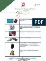 Recomendaciones Para Peregrinos y Voluntarios de La JMJ RIO 2013