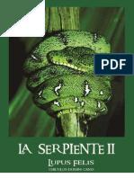 La Serpiente Libro -Segunda Parte