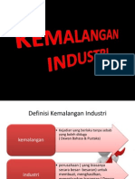 6 Kemalangan Industri