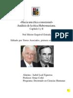 Etica Dialogica Habermas