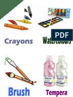 Materials Flashcards