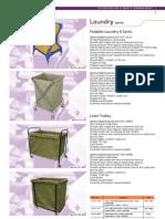 Laundry Carts. Pg 39