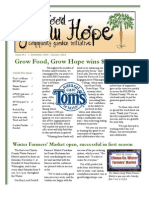 December 2009 Newsletter