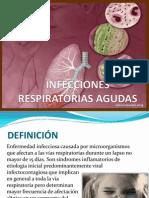 Tema 7 - Infecciones Respiratorias Agudas