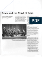 Mars and the Mind of Man